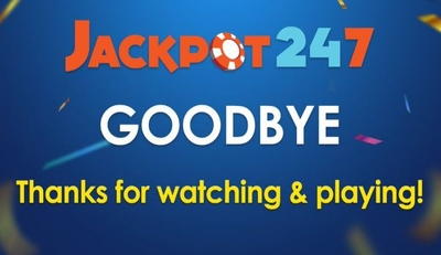 jackpot247 tv goodbye