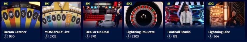 deal or no deal live popularity