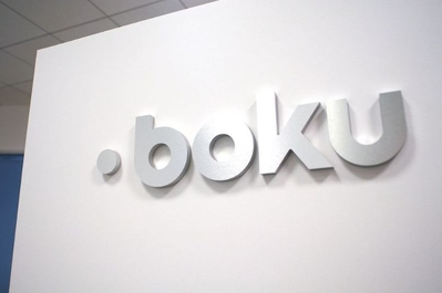 boku office sign
