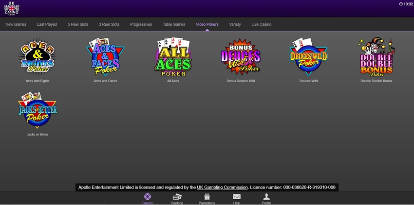 Uk Casino Club Download